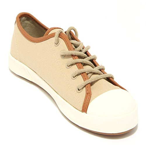 Bimbo Child Polo Bimba Boo Sneaker Lauren Tela Beige Scarpa Ferguson 3576f Khaki Ralph wSaAxpTqn