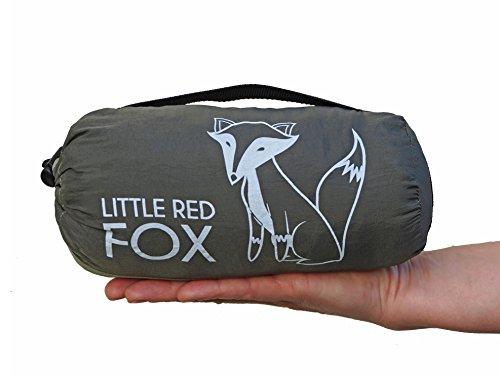 Little Red Fox Campingdecke, Picknickdecke, Stranddecke - ultraleicht