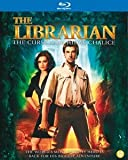 The Librarian III: The Curse of the Judas Chalice ( The Librarian: The Curse of the Judas Chalice ) ( The Librarian 3: The Curse of the Judas Chalice ) [ Blu-Ray, Reg.A/B/C Import - Netherlands ]