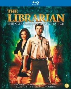 The Librarian Curse Of The Judas Chalice Dvd