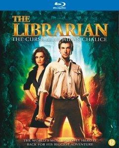 The Librarian Curse Of The Judas Chalice Dvd