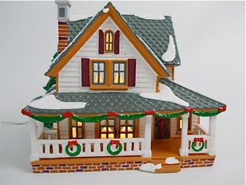 - Dept. 56 Original Snow Village Boulder Springs House