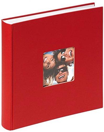 481 opinioni per Walther Fun FA-208-R Album portafoto, formato 30x30 cm, 100 pagine bianche,