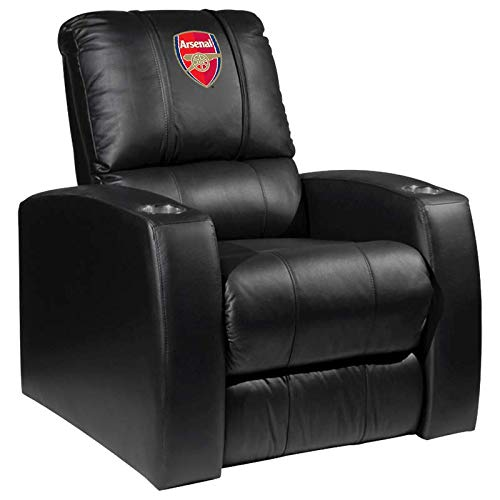 Arsenal FC Primary Logo Relax Recliner by Dreamseat