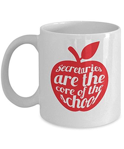 (Best School Secretary Secretaries Coffee & Tea Gift Mug)