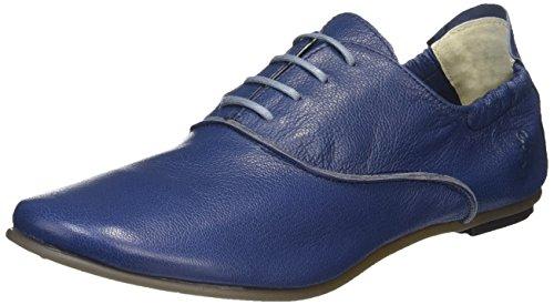 FLYA4 Azul Blue Faru973fly para London 007 Mujer Bailarinas Fly rq46wYr