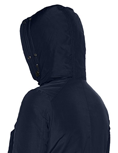 Zoheke Coat nave Blu Jeans Ltb 301 Cappotto Donna 5fAxwq