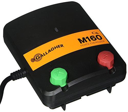 Gallagher G330444 M160 110V Fencer - Gallagher Fence Energizer