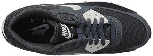 Nike Air Max 90 Essential - Zapatillas para hombre Grau/Negro/Weiß