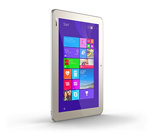 Toshiba Encore 2 WT10-A32 10.0-Inch 32 GB Tablet, Gold by Toshiba (Image #1)