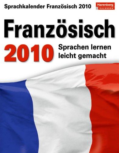 Harenberg Sprachkalender Französisch 2010