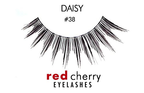 Red Cherry False Eyelahes # 38 (Pack of 6)
