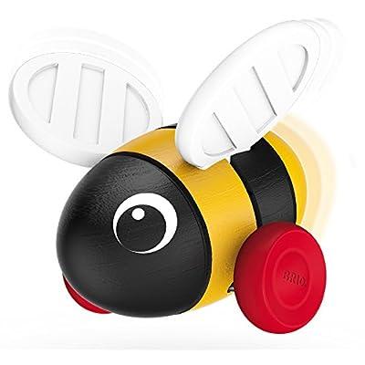 BRIO BRIO Mini Bumble Bee Baby Toy: Toys & Games
