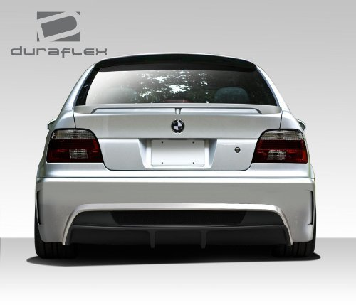 4dr Roof Wing (1997-2003 BMW 5 Series E39 4DR Duraflex GT-S Roof Wing Spoiler - 1 Piece by)
