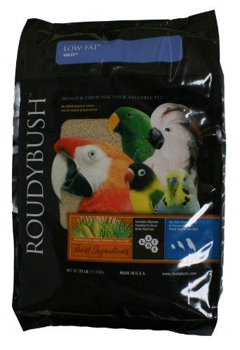 Roudybush Low Fat, Nibbles Bird Food, 25-Pound, My Pet Supplies