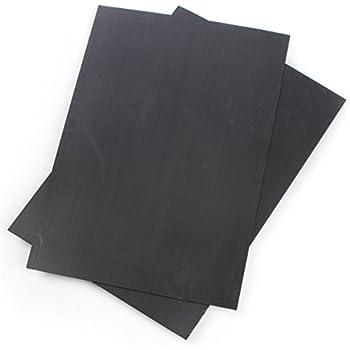 Amazon Com 24 X 36 Black Corrugated Plastic Panels 3 16