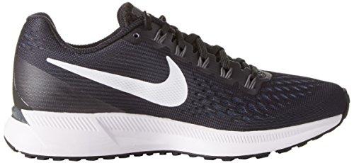 28f6384499e Nike Wmns Air Zoom Pegasus 34 Chaussures de Running Femme Noir ...