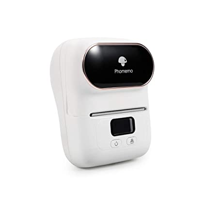 Phomemo-M110 - Mini impresora de etiquetas inalámbrica ...