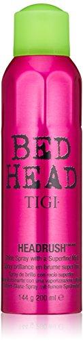 TIGI Bed Head Headrush Spray, 5.3 Ounce - Bed Head Texture Spray