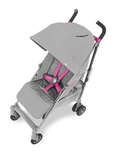 Maclaren Passeggino Quest - Super accessoriato, leggero, compatto. Newborn Safety System™, compatibile con la Culla… 5