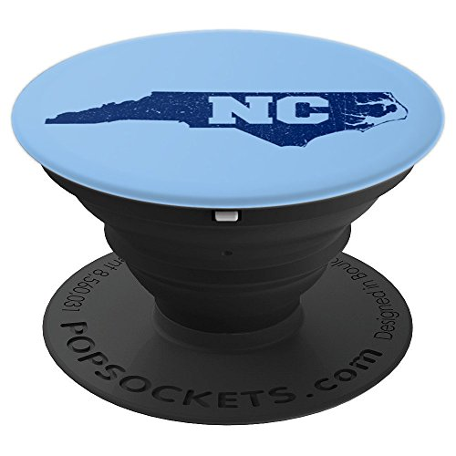 Chapel Hill, North Carolina - PopSockets Grip and Stand for Phones and Tablets ()