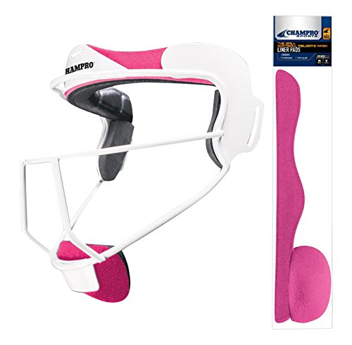 - CHAMPRO Sports CM01 Liner Pads, Hot Pink CM01 Liner Pads