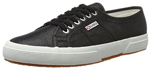Schwarz Damen Lamew Sneaker 2750 Black S999 Superga qc1zpwIRWW