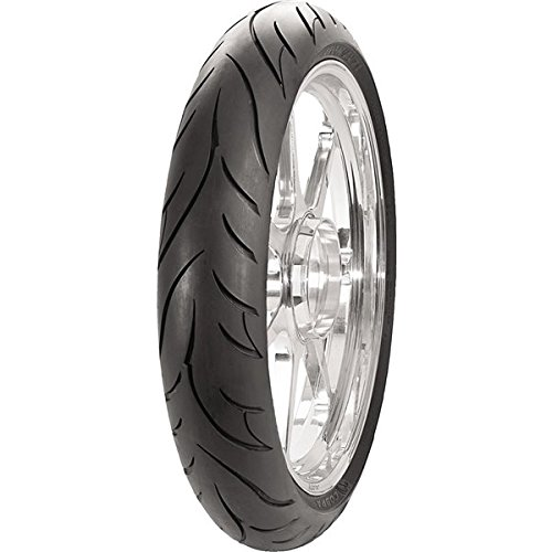 Cobra Front Tire (Avon Tyres 90000021648 Cobra AV71 Front Tire - 90/90-21 , Position: Front, Rim Size: 21, Tire Application: Touring, Tire Size: 80/90-21, Tire Type: Street, Load Rating: 54, Speed Rating: H)