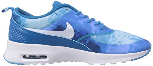 Clrwtr Nike Blue Lacquer Shoes Max Women's Spark Blue Thea White Lt Air Running H7gqHz