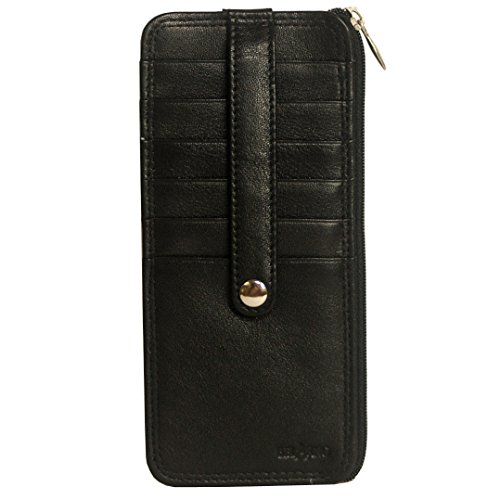 belarno-a239-leather-card-stacker-holder-black-solid