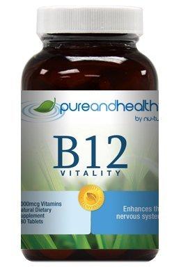 UPC 609613749162, Vitamin B12, 1000mcg, Gluten Free
