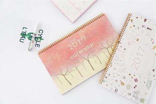 Desk Calendar Big Table Agenda Scheduler To Do List Planner (Monthly Side Desk Pad)