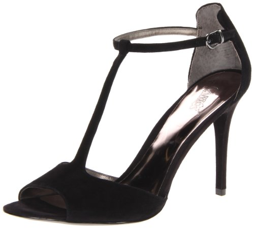 Carlos by Carlos Santana Women's Dream Platform Sandal,Black,10 M US