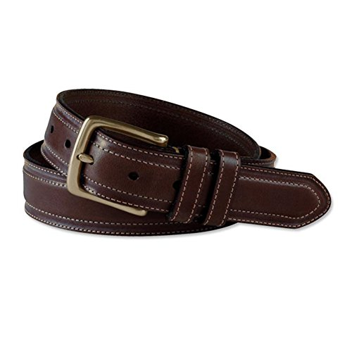 - Orvis Sedgwick Bridle-leather Belt, Brown, 36