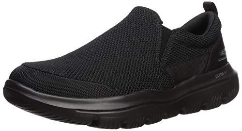 - Skechers Men's GO Walk Evolution Ultra-Impeccable Sneaker, Black, 12.5 M US