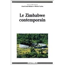 Le Zimbabwe Contemporain