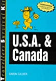 U. S. A. and Canada, Simon Calder, 1854581791