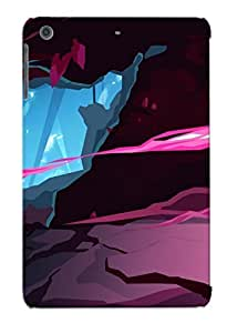 QueenVictory Case Cover Protector Specially Made For Ipad Mini/mini 2 Velocity2x Shooter Action Scifi Platform Velocity
