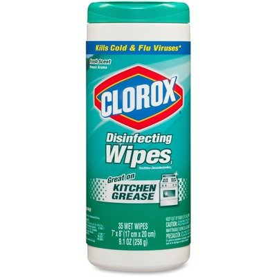 Price comparison product image COX01593EA - Clorox Fresh Scent Disinfecting Wet Wipes