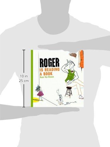 Roger is Reading a Book: Koen Van Biesen: 9780802854421: Amazon ...
