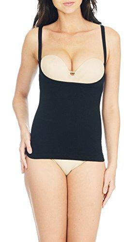 Women's Open Bust Under the Bra Shapewear Shaping Tank (XL)