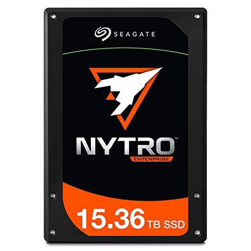 "Seagate XS15360SE70103 Nytro 3000 15.36 Tb Solid State Drive - SAS (12Gb/S SAS) - 2.5"" Drive - Internal"