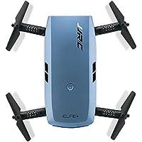 Nacome New RC Drone Mini Aircraft, JJRC H47 Elfie Foldable Pocket Drone Mini FPV Quadcopter Selfie 720P WiFi Camera