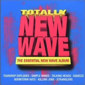 Various Artists Totally New Wave Amazon Com Music