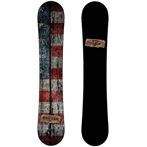 Camp Seven Drifter CRCX Men's Snowboard 2021 New