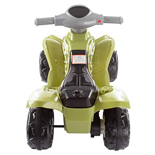 41NC3Cav8jL - Lil' RiderRide-On Toy ATV -Battery Operated Electric 4-Wheeler for Toddlers with Included Battery Charger and Push Button Start (Green Camo)