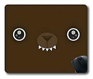 E-luckiycase Cute 8 for Rectangle Mouse Pad by ruishername