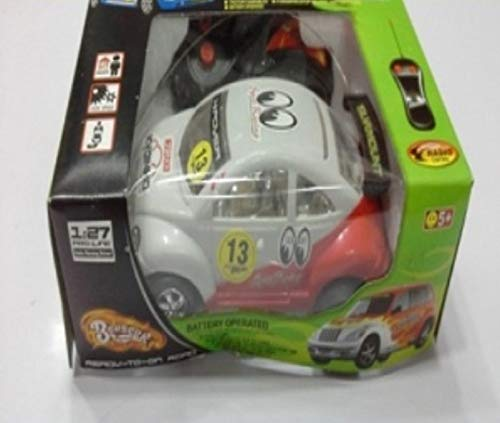 Brunte Battery Operated Car with The New Look and Play for Kids