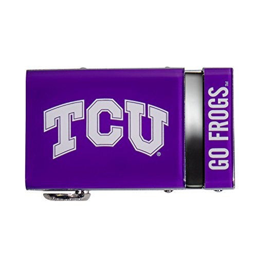Mission Belt TCU Horned Frogs 40mm ()