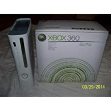 Microsoft Xbox 360 20GB Console White